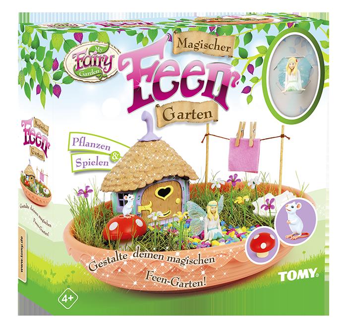 Magischer-Feen-Garten
